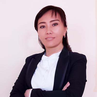 Abdurashidova Iroda<br/>Oʻktam qizi