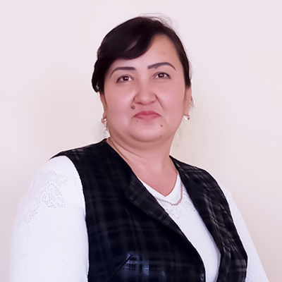 Xamroqulova Feruza Raxmonjonovna
