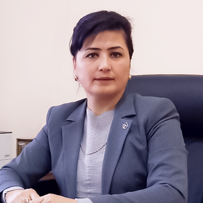 Xamdamova Dilafruz Baratullayevna