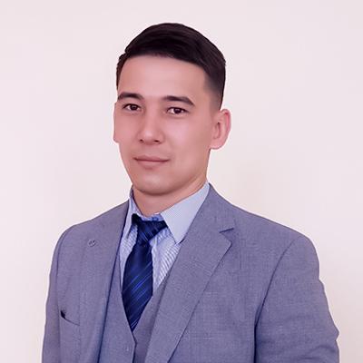 Usmonov Baxodir<br/>Isoqul oʻgʻli